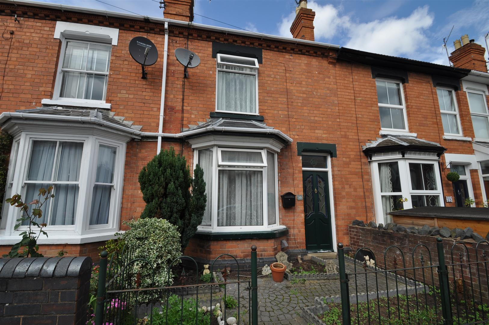 3 Bedrooms Terraced House for sale in Pinkett Street, Worcester